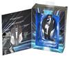 Мышь OKLICK 855G CYBER, игровая, оптическая, проводная, USB, черный и серебристый [gm-08m] вид 13