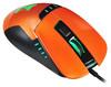 Мышь OKLICK 865G оптическая проводная USB, черный и оранжевый [gm-26 orange] вид 5