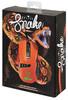 Мышь OKLICK 865G Snake оптическая проводная USB, черный и оранжевый [gm-26 orange] вид 13