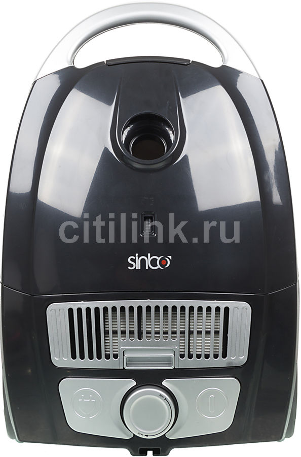Пылесос SINBO SVC 3478ZB, 2000Вт, черный