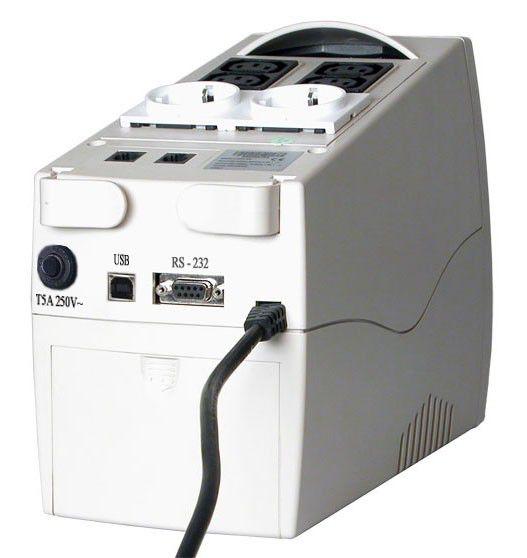 Источник бесперебойного питания IPPON Back Comfo Pro 800 white,  800ВA [9c01-53003-00]