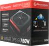 Блок питания THERMALTAKE SMART DPS SPG-0750DPCG,  750Вт,  140мм,  черный, retail [ps-spg-0750dpcg] вид 8