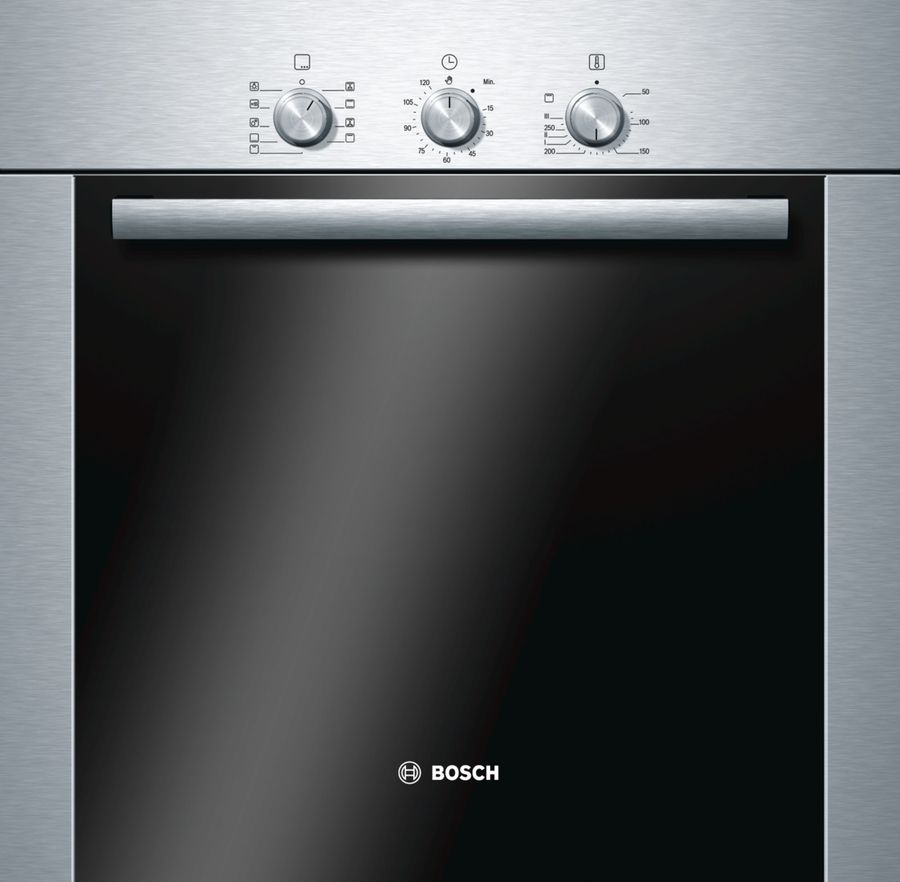 Духовой шкаф BOSCH HBA21B250E,  нержавеющая сталь