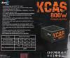 Блок питания AEROCOOL KCAS-800W,  800Вт,  120мм,  черный, retail вид 7