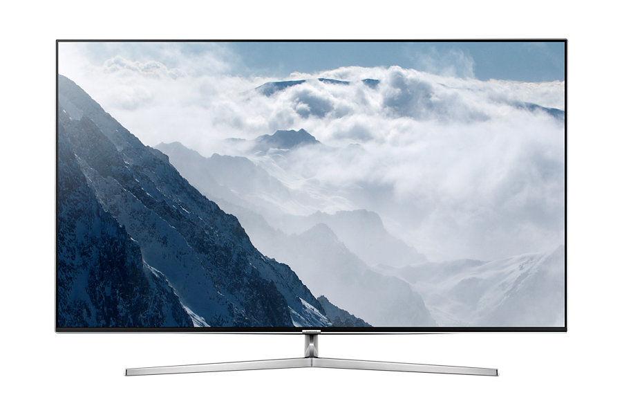LED телевизор SAMSUNG UE55KS8000UXRU