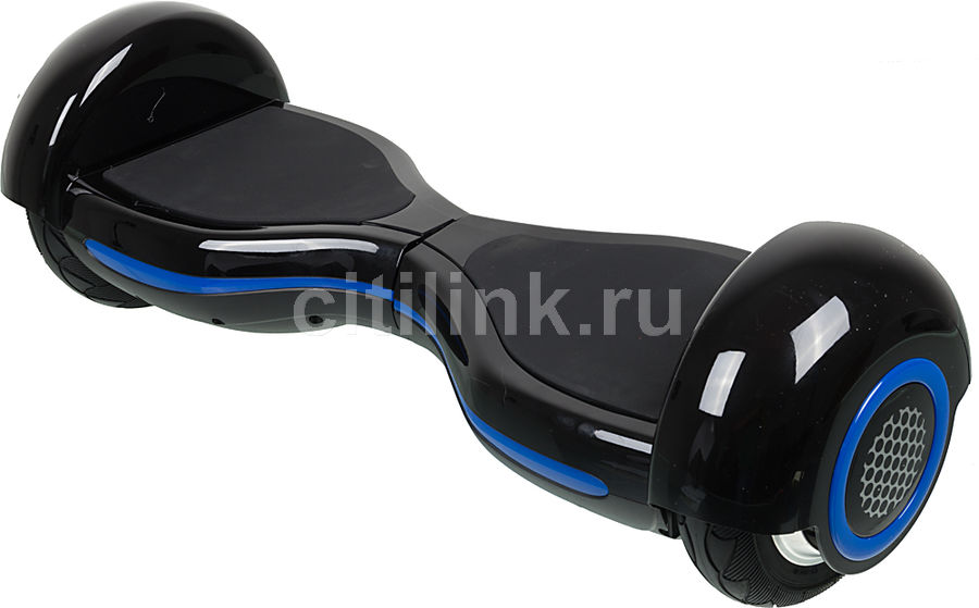 "Гироскутер CACTUS CS-GYROCYCLE_SP_BK,  8"",  черный"