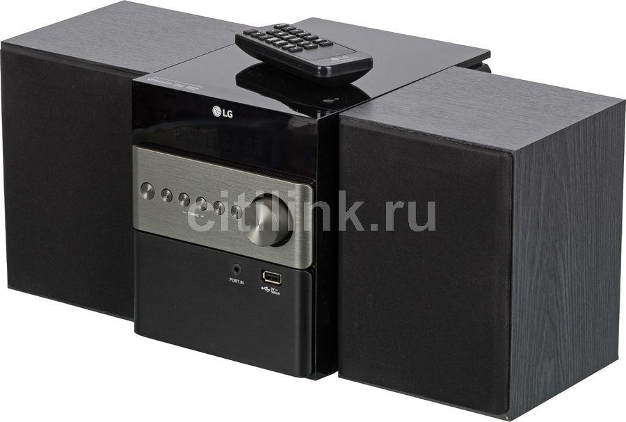 Купить Музыкальный центр LG CM1560, черный по выгодной цене в ... 316ff10e031