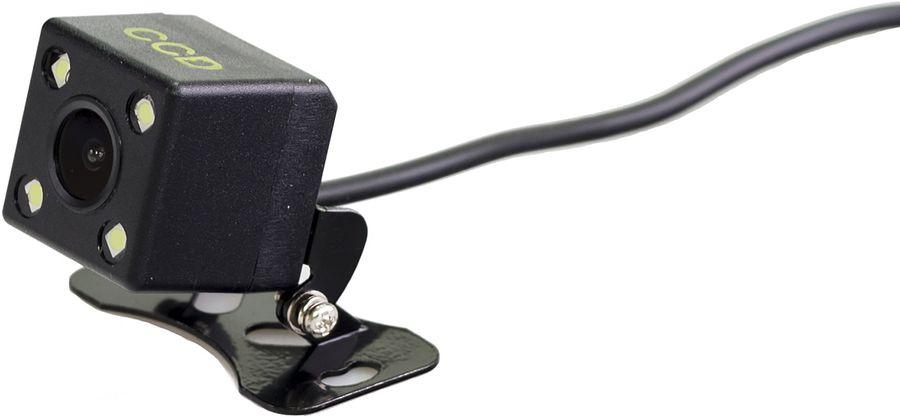 Камера заднего вида SILVERSTONE F1 Interpower IP-662 LED,  универсальная