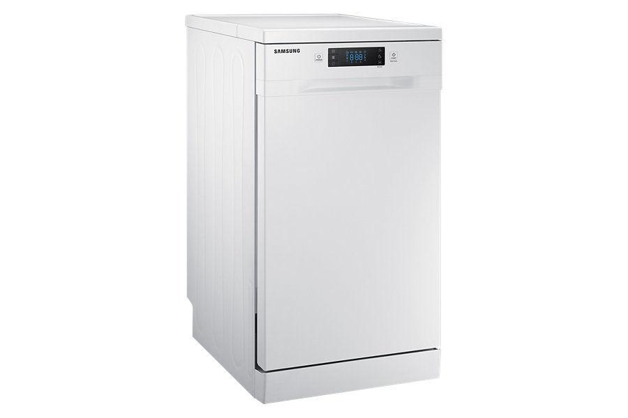 Посудомоечная машина SAMSUNG DW50K4030FW,  узкая, белая [dw50k4030fw/rs]