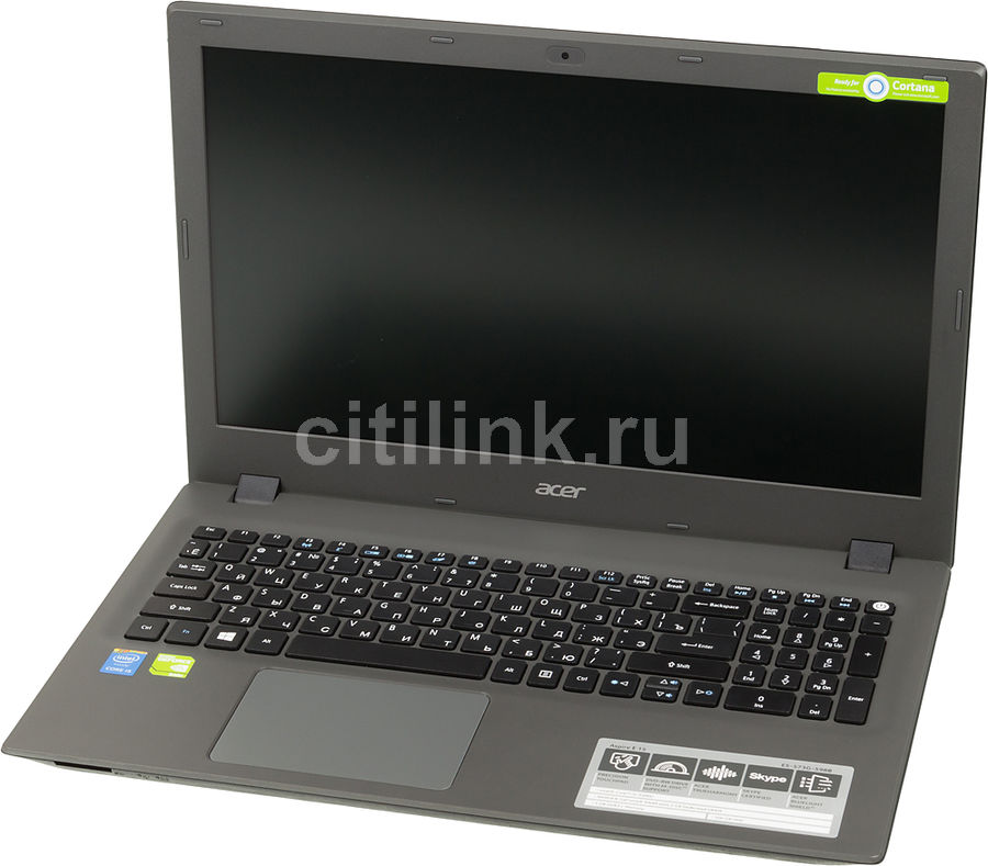 Ноутбук ACER Aspire E5-573G-598B, 15.6, Intel Core i5 5200U 2.2ГГц, 4Гб, 500Гб, nVidia GeForce 940M - 2048 Мб, DVD-RW, Windows 10, NX.MVRER.017, серыйНоутбуки<br>экран: 15.6;  разрешение экрана: 1366х768; процессор: Intel Core i5 5200U; частота: 2.2 ГГц (2.7 ГГц, в режиме Turbo); память: 4096 Мб, DDR3L; HDD: 500 Гб, 5400 об/мин; nVidia GeForce 940M - 2048 Мб; DVD-RW; WiFi;  Bluetooth; HDMI; WEB-камера; Windows 10<br><br>Линейка: Aspire