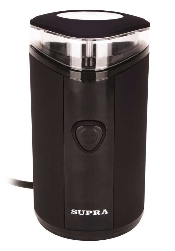 Кофемолка SUPRA CGS-310,  черный [7791]