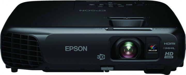 Проектор EPSON EH-TW570 черный [v11h664040]