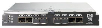 Коммутатор HPE BladeSystem Brocade 8/12c SAN Switch, AJ820C