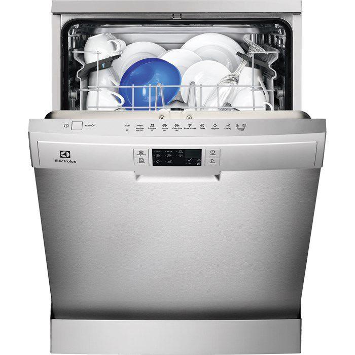 Посудомоечная машина Electrolux ESF9551LOX нержавеющая сталь (полноразмерная) (отремонтированный)