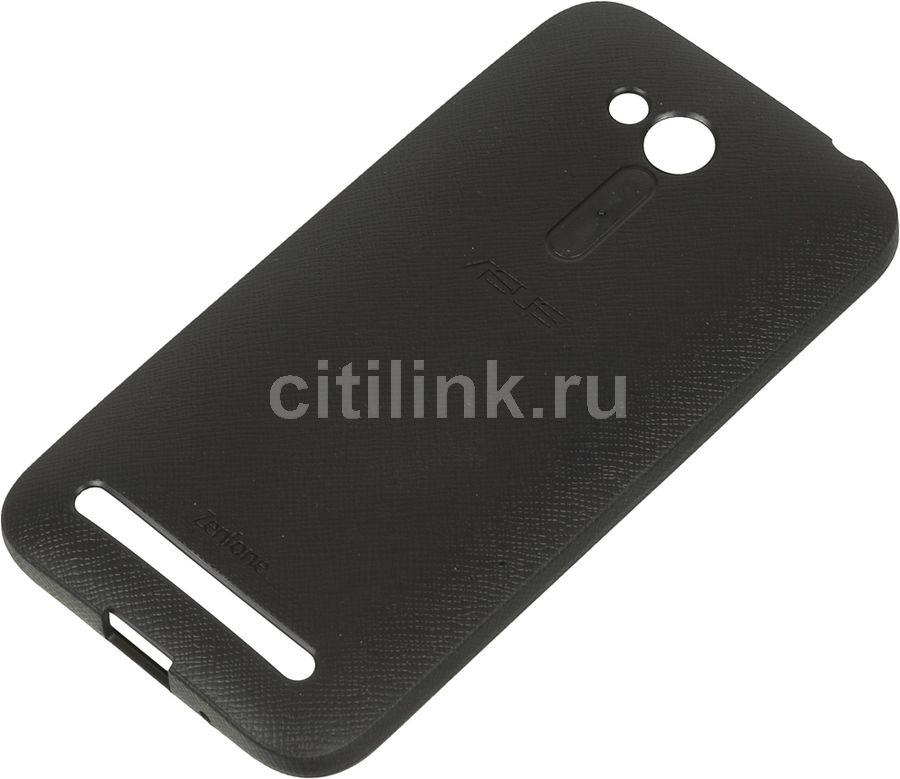 Чехол (клип-кейс) ASUS Bumper Case, для Asus ZenFone Go ZB452Kg, черный [90xb038a-bsl000]