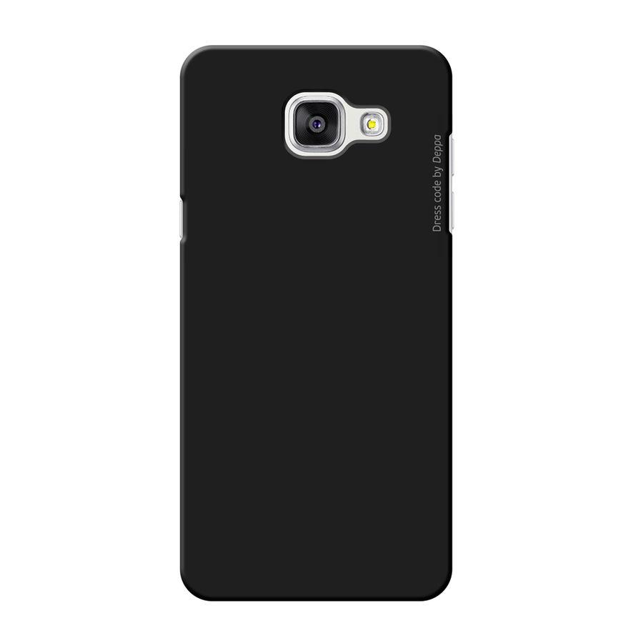 Чехол (флип-кейс) DEPPA Air Case, для Samsung Galaxy A5 (2016), черный [83228]