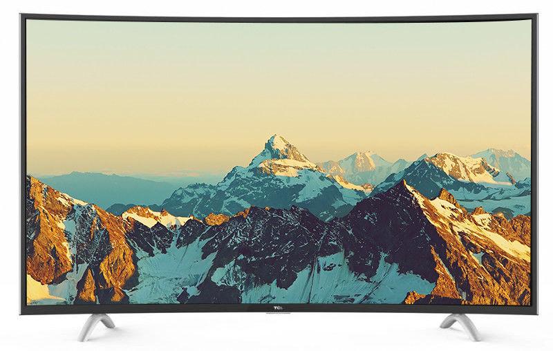 """LED телевизор TCL L48P1FS  """"R"""", 48"""", FULL HD (1080p),  черный"""