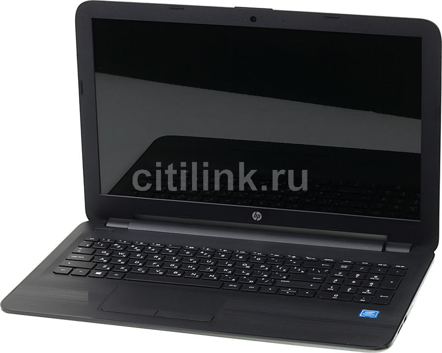 Ноутбук HP 15-ay042ur, 15.6, Intel Pentium N3710, 1.6ГГц, 4Гб, 128Гб SSD, Intel HD Graphics 405, Windows 10, черный [x5b95ea]Ноутбуки<br>экран: 15.6;  разрешение экрана: 1366х768; процессор: Intel Pentium N3710; частота: 1.6 ГГц (2.56 ГГц, в режиме Turbo); память: 4096 Мб, DDR3L, 1600 МГц; SSD: 128 Гб; Intel HD Graphics 405; WiFi;  Bluetooth; HDMI; WEB-камера; Windows 10<br>