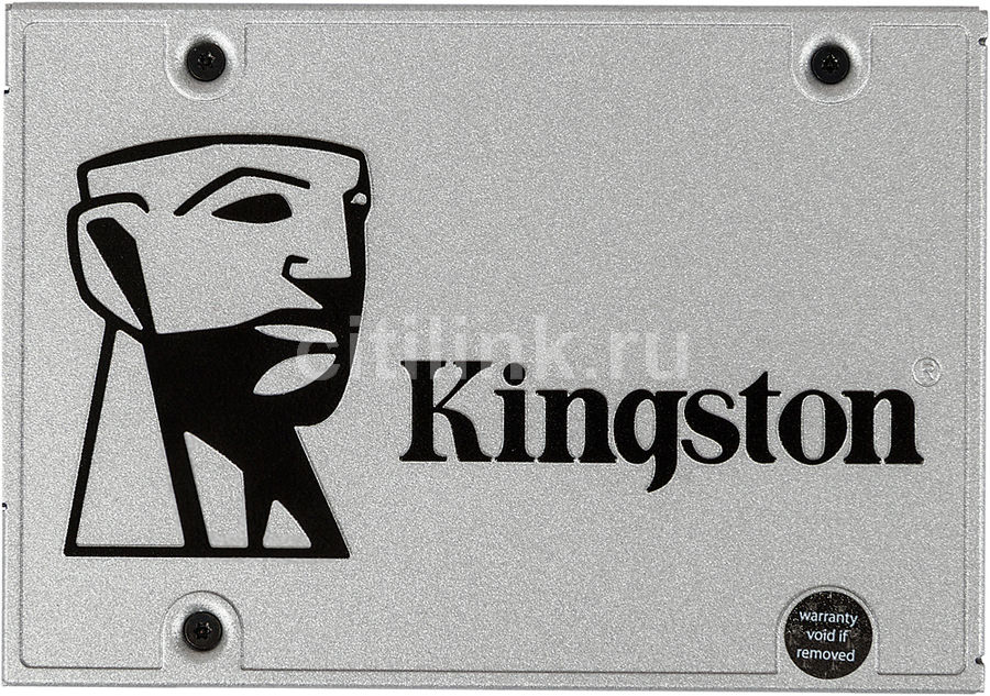 SSD накопитель KINGSTON UV400 SUV400S37/120G 120Гб, 2.5, SATA III kingston kc1000 960gb ssd накопитель