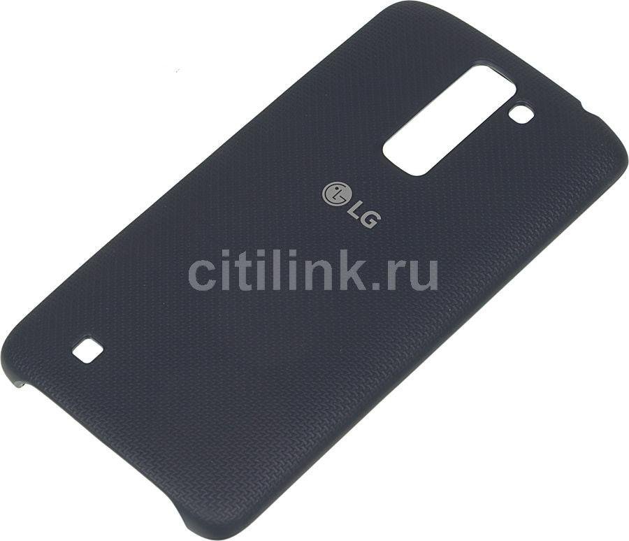 Чехол (клип-кейс) LG CSV-150, для LG K7/Q7, темно-синий [csv-150.agrabk]