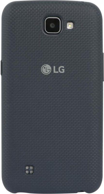 Чехол (клип-кейс) LG K4 LTE, для LG K130E, синий [csv-170.agrabk]