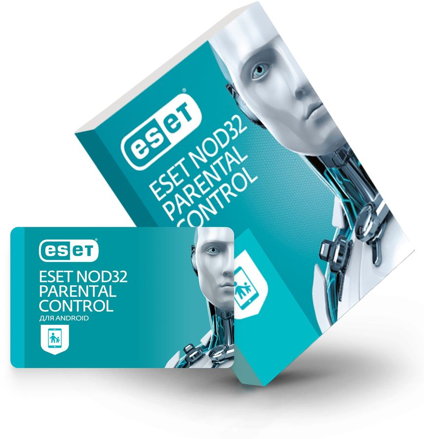ПО Eset NOD32 Parental Control для всей семьи (12мес) (NOD32-EPC-NS(BOX)-1-1)Антивирусы<br><br>
