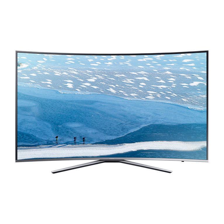 LED телевизор SAMSUNG UE43KU6500UXRU