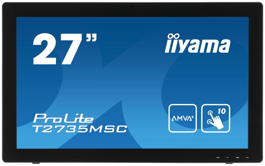 """Монитор IIYAMA ProLite T2735MSC-B2 27"""", черный"""