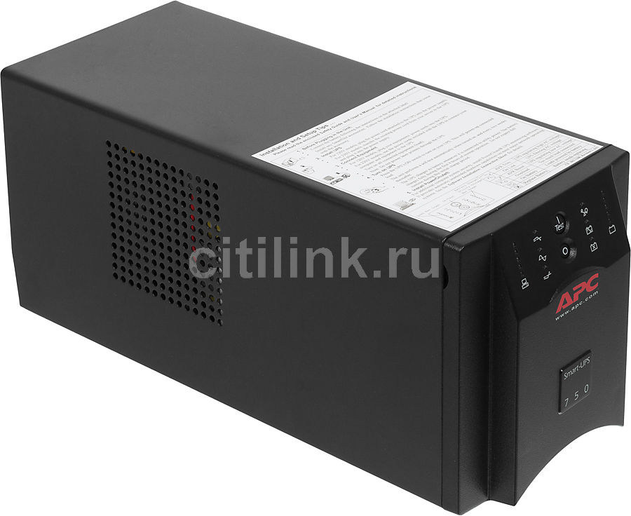 ИБП APC Smart-UPS SUA750I,  750ВA