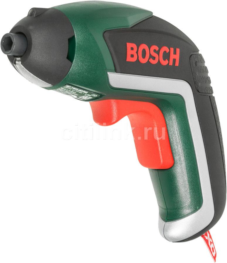 Отвертка электрическая BOSCH IXO V Basic,  1.5Ач [06039a8020]