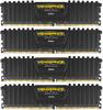 Модуль памяти CORSAIR Vengeance LPX CMK64GX4M4B3333C16 DDR4 -  4x 16Гб 3333, DIMM,  Ret вид 2