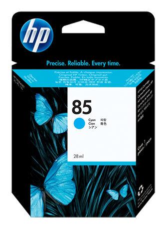 Картридж HP №85 голубой [c9425a]