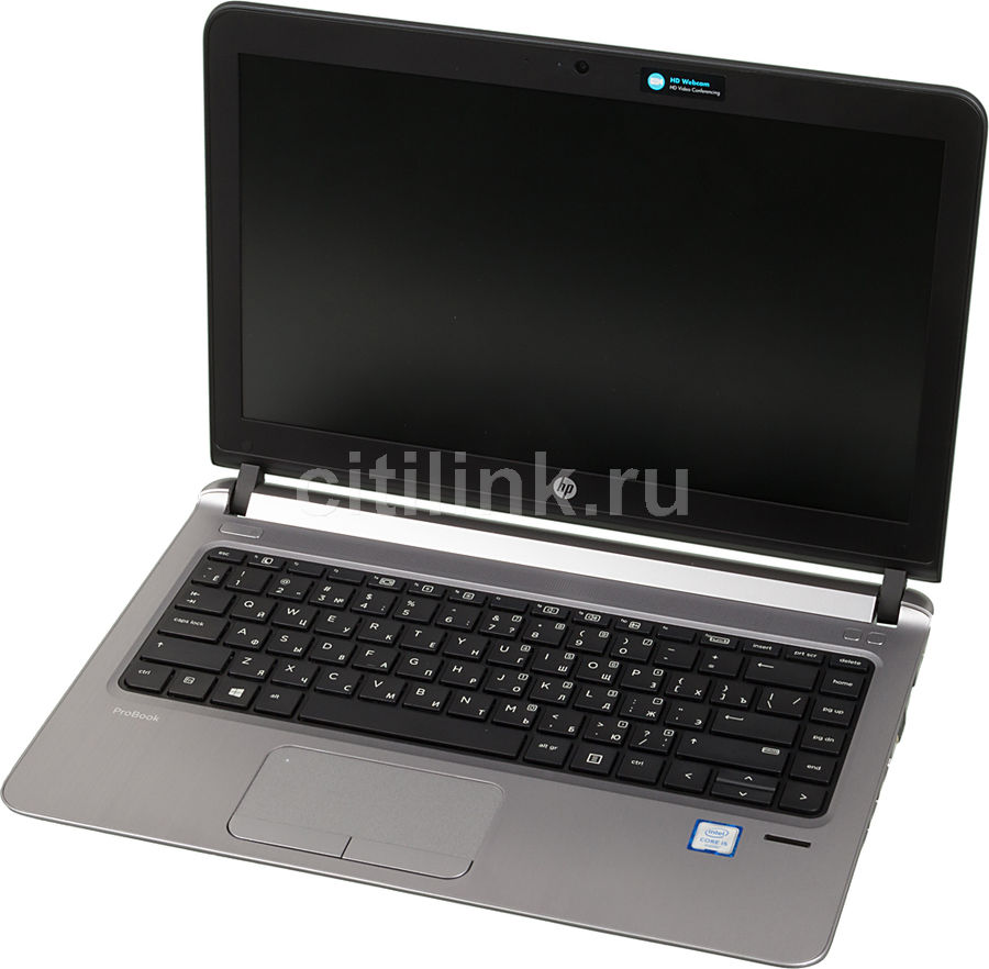 Ноутбук HP ProBook 430 G3, 13.3, 2.3ГГц, 4Гб, 500Гб, Intel HD Graphics 520, Windows 7 Professional, черный [w4n70ea]Ноутбуки<br>экран: 13.3;  разрешение экрана: 1366х768; частота: 2.3 ГГц (2.8 ГГц, в режиме Turbo); память: 4096 Мб, DDR4, 2133 МГц; HDD: 500 Гб, 7200 об/мин; Intel HD Graphics 520; WiFi;  Bluetooth; HDMI; WEB-камера; Windows 7 Professional<br><br>Линейка: ProBook