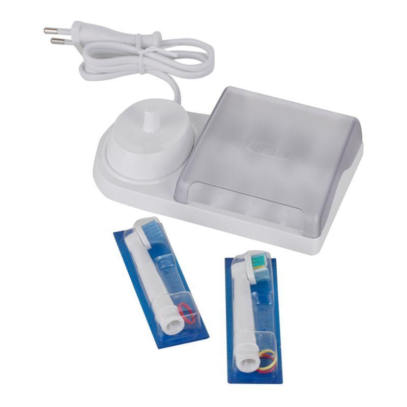 ... Электрическая зубная щетка ORAL-B Professional Care 3000 белый   80228243  вид 4 ... 26b86da96e8da