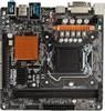 Материнская плата ASROCK H110M-ITX LGA 1151, mini-ITX, Ret вид 1
