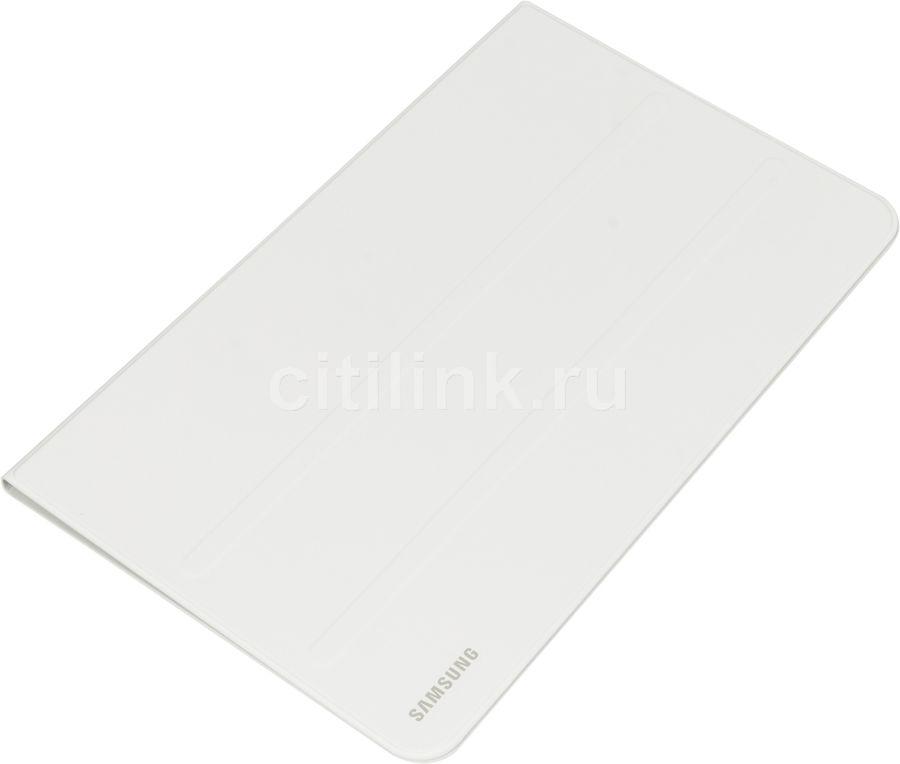 "Чехол для планшета SAMSUNG Book Cover,  белый, для  Samsung Galaxy Tab A 10.1"" (2016) [ef-bt580pwegru]"