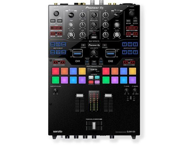 Музыкальный пульт PIONEER DJM-S9
