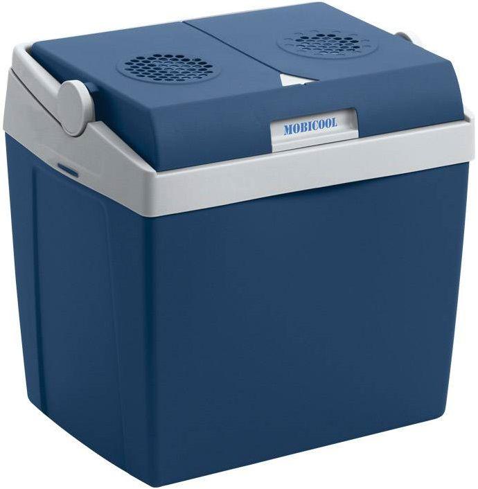 Автохолодильник MOBICOOL T26,  25л,  синий и серый [t26 ac/dc]