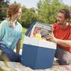 Автохолодильник MOBICOOL V26,  25л,  синий и серый [v26 ac/dc] вид 3