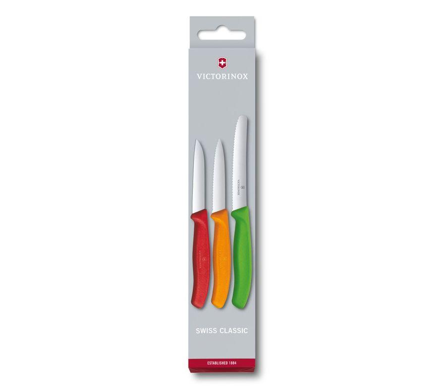 Набор ножей кухон. Victorinox 6.7116.32 ассорти карт.коробка