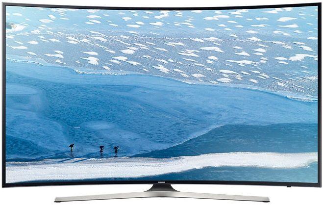 LED телевизор SAMSUNG UE55KU6300UXRU