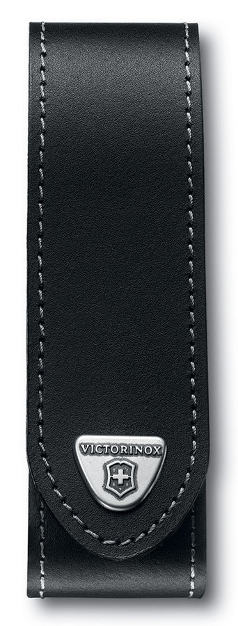 Чехол из нат.кожи Victorinox RANGER GRIP (4.0505.L) черный без упаковки