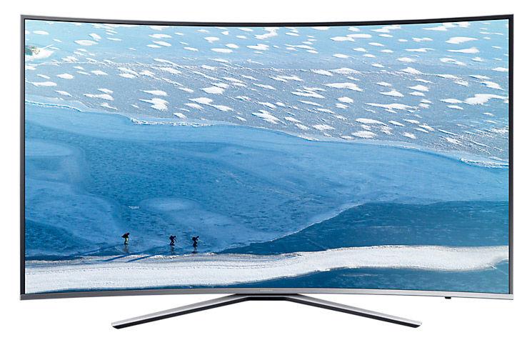 LED телевизор SAMSUNG UE65KU6500UXRU