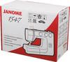 Швейная машина JANOME 1547 белый вид 11