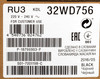LED телевизор SONY BRAVIA KDL32WD756BR2  32