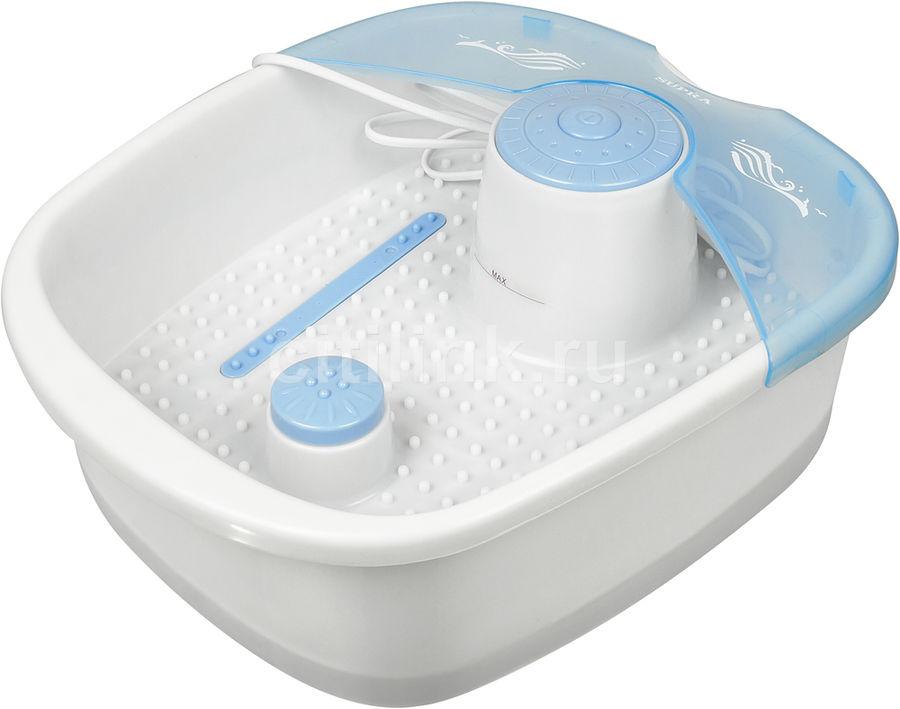 Гидромассажная ванночка для ног SUPRA FMS-103, белый, синий