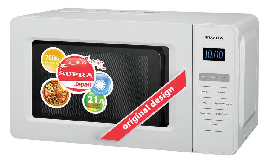 Микроволновая печь SUPRA MWS-2105SW, белый