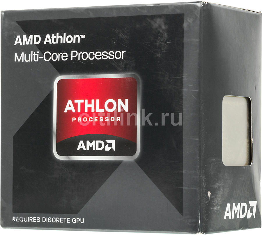 Процессор AMD Athlon X4 845, SocketFM2+ BOX [ad845xackasbx]