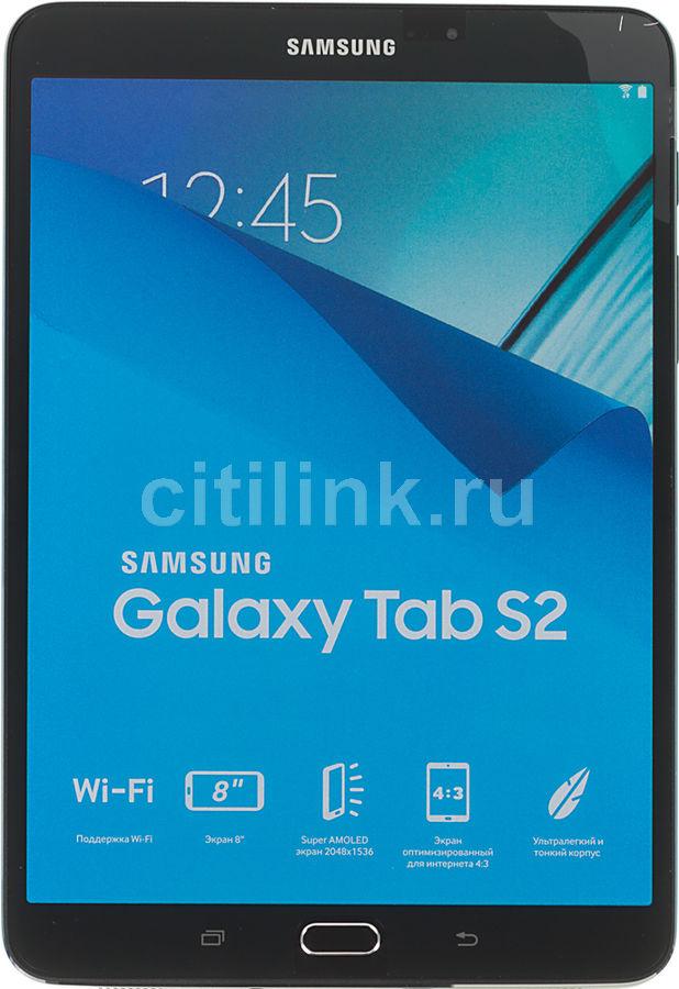 Планшет SAMSUNG Galaxy Tab S2 SM-T713,  3Гб, 32GB, Android 6.0 черный [sm-t713nzkeser]
