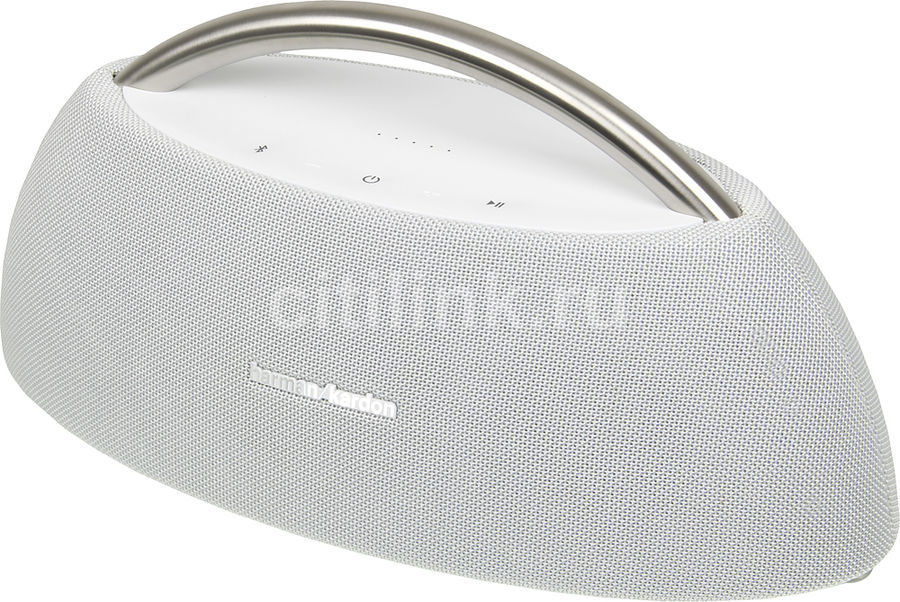 Колонка порт. Harman Kardon GO and PLAY mini белый 50W 2.0 BT/3.5Jack (HKGOPLAYMINIWHTEU)